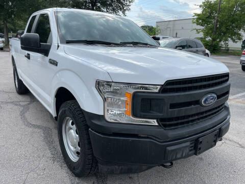 2018 Ford F-150 for sale at PRESTIGE AUTOPLEX LLC in Austin TX