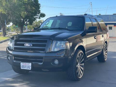 2010 Ford Expedition for sale at California Auto Deals in Sacramento CA