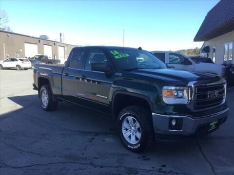 2014 GMC Sierra 1500 for sale at SHAKER VALLEY AUTO SALES in Enfield NH