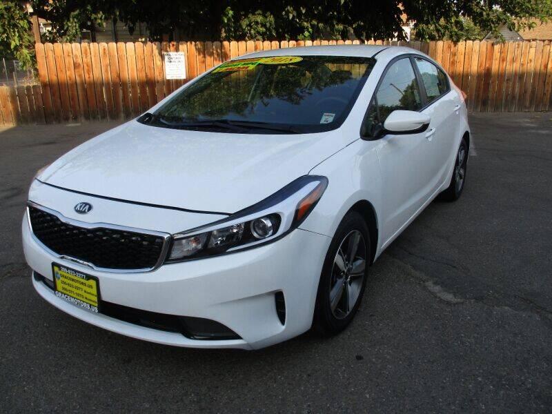 2018 Kia Forte for sale at Grace Motors in Manteca CA