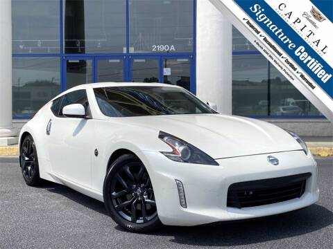 2018 Nissan 370Z for sale at Southern Auto Solutions - Capital Cadillac in Marietta GA