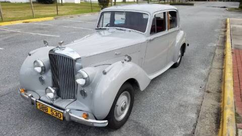 1952 Bentley R-Type for sale at Classic Car Deals in Cadillac MI