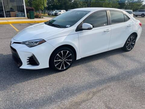 2017 Toyota Corolla for sale at Southeast Auto Inc in Baton Rouge LA