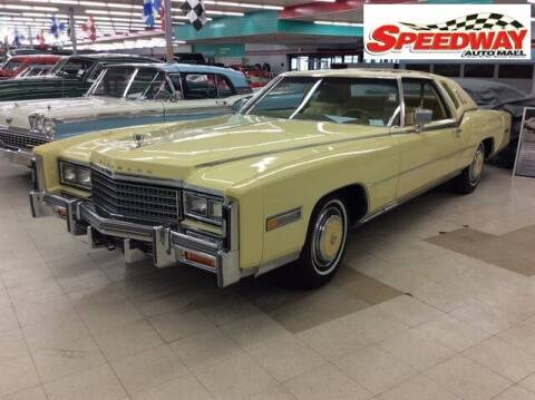 1978 Cadillac Eldorado for sale at SPEEDWAY AUTO MALL INC in Machesney Park IL