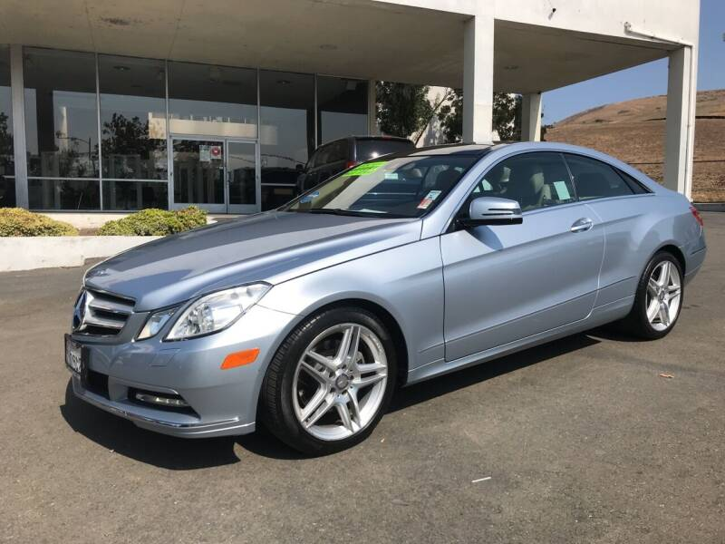 2013 Mercedes-Benz E-Class for sale at Autos Wholesale in Hayward CA