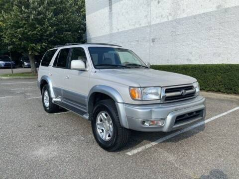 2000 Toyota 4Runner for sale at Select Auto in Smithtown NY