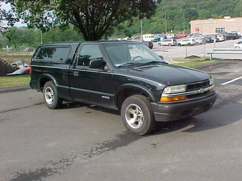 2003 Chevrolet S-10 for sale at North Hills Auto Mall in Pittsburgh PA