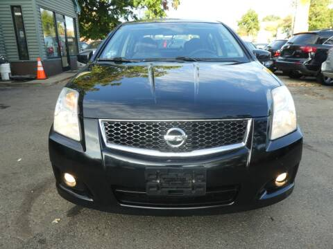 2011 Nissan Sentra for sale at Wheels and Deals in Springfield MA