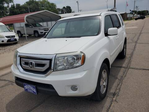 2010 Honda Pilot for sale at Tyser Auto Sales in Dorchester NE