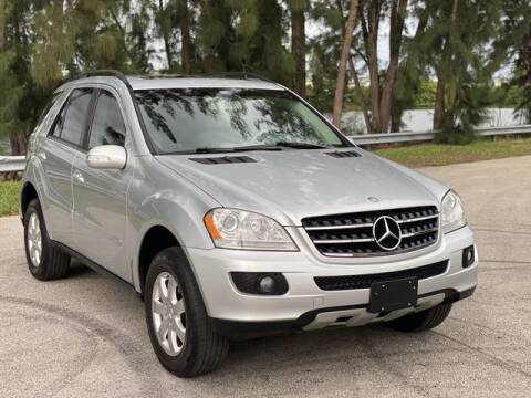 2007 Mercedes-Benz M-Class for sale at Exclusive Impex Inc in Davie FL