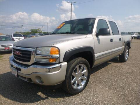 2005 GMC Sierra 1500 for sale at Country Side Car Sales in Elk River MN
