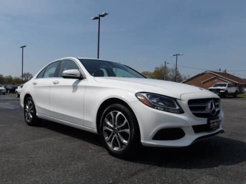 2018 Mercedes-Benz C-Class for sale at TAPP MOTORS INC in Owensboro KY