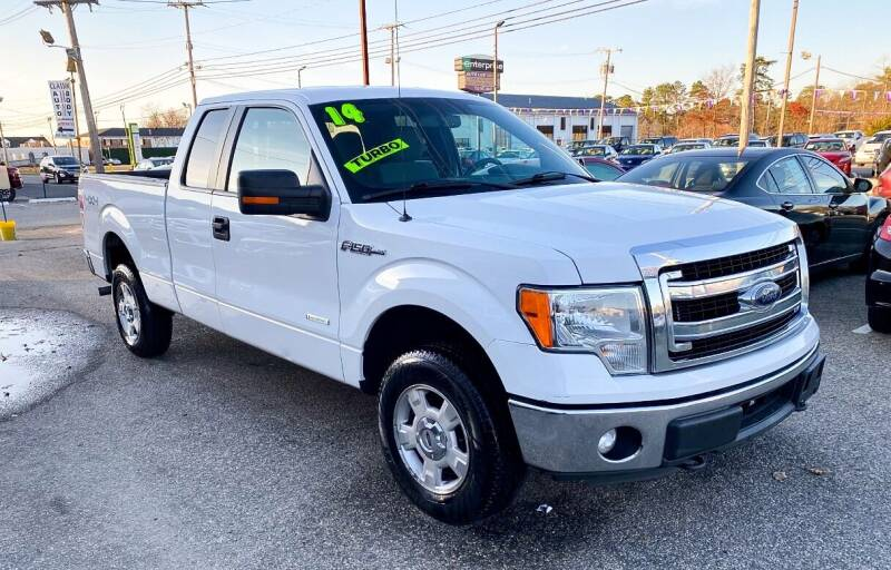 2014 Ford F-150 for sale at Auto Headquarters in Lakewood NJ