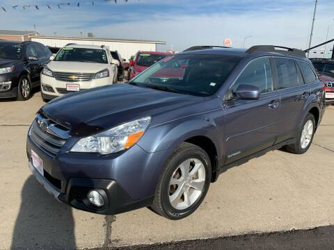 2014 Subaru Outback for sale at De Anda Auto Sales in South Sioux City NE