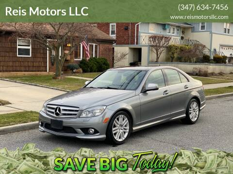 2008 Mercedes-Benz C-Class for sale at Reis Motors LLC in Lawrence NY
