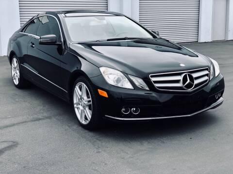 2011 Mercedes-Benz E-Class for sale at Autos Direct in Costa Mesa CA