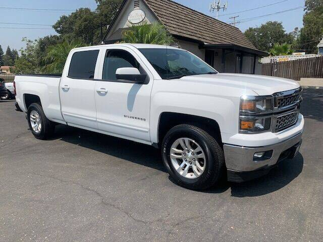 2015 Chevrolet Silverado 1500 for sale at Three Bridges Auto Sales in Fair Oaks CA