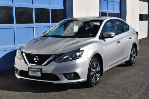 2017 Nissan Sentra for sale at IdealCarsUSA.com in East Windsor NJ