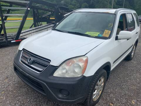 2005 Honda CR-V for sale at Trocci's Auto Sales in West Pittsburg PA