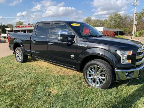 2015 Ford F-150 for sale at Foust Fleet Leasing in Topeka KS