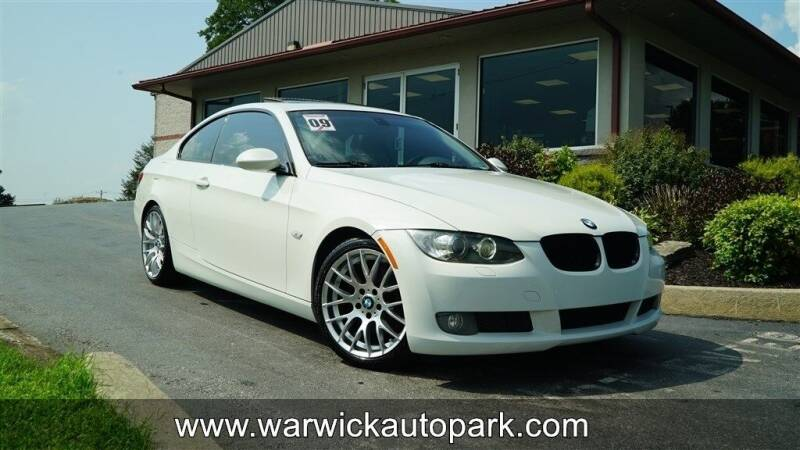 2009 BMW 3 Series for sale at WARWICK AUTOPARK LLC in Lititz PA