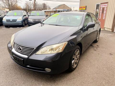 2007 Lexus ES 350 for sale at Dijie Auto Sale and Service Co. in Johnston RI
