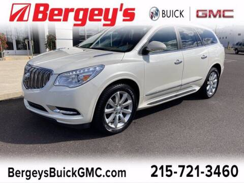 2015 Buick Enclave for sale at Bergey's Buick GMC in Souderton PA