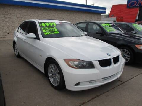 2006 BMW 3 Series for sale at CAR SOURCE OKC - CAR ONE in Oklahoma City OK
