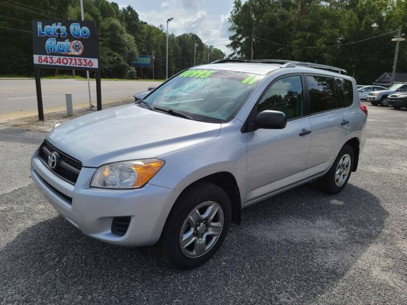 2011 Toyota RAV4 for sale at Let's Go Auto in Florence SC