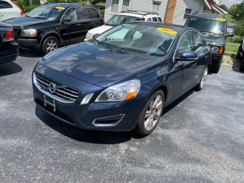 2012 Volvo S60 for sale at Selective Wheels in Windber PA