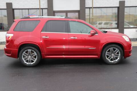 2012 GMC Acadia for sale at Ultimate Auto Deals in Fort Wayne IN