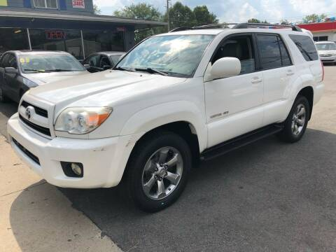 2006 Toyota 4Runner for sale at Wise Investments Auto Sales in Sellersburg IN