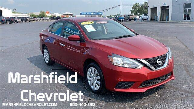 2019 Nissan Sentra for sale in Marshfield, MO