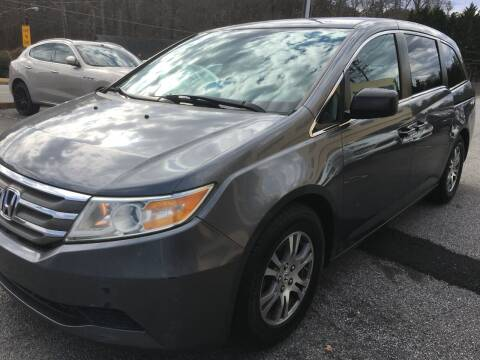 2011 Honda Odyssey for sale at Highlands Luxury Cars, Inc. in Marietta GA