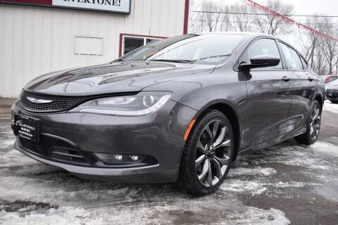 2015 Chrysler 200 for sale at Dealswithwheels in Inver Grove Heights MN