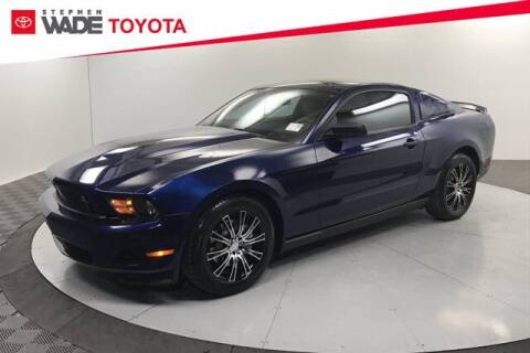 2012 Ford Mustang for sale at Stephen Wade Pre-Owned Supercenter in Saint George UT