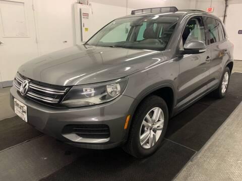 2013 Volkswagen Tiguan for sale at TOWNE AUTO BROKERS in Virginia Beach VA