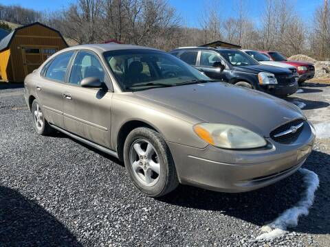 2003 Ford Taurus for sale at ABINGDON AUTOMART LLC in Abingdon VA