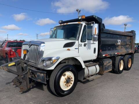 2008 International WorkStar 7400 for sale at Superior Auto Mall of Chenoa in Chenoa IL