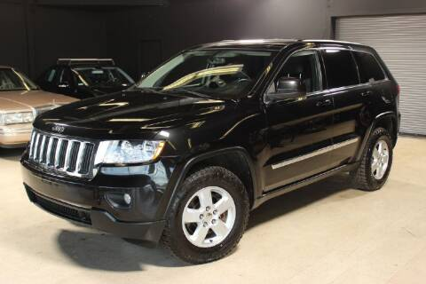 2012 Jeep Grand Cherokee for sale at AUTOLEGENDS in Stow OH
