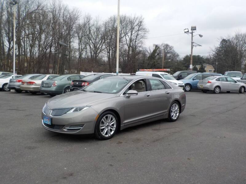 2016 Lincoln MKZ for sale at United Auto Land in Woodbury NJ