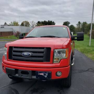 2009 Ford F-150 for sale at Stellar Motor Group in Hudson NH