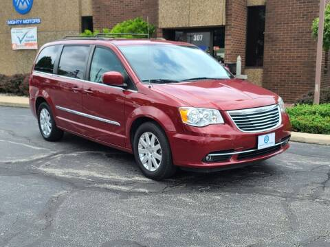 2014 Chrysler Town and Country for sale at Mighty Motors in Adrian MI