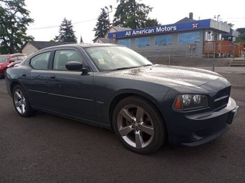 2008 Dodge Charger for sale at All American Motors in Tacoma WA