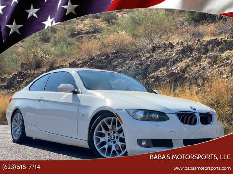 2008 BMW 3 Series for sale at Baba's Motorsports, LLC in Phoenix AZ