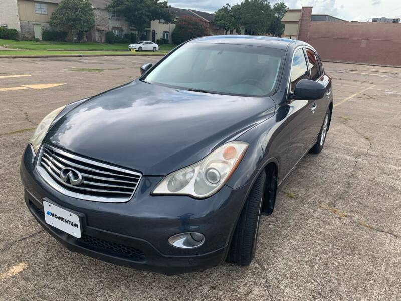 2008 Infiniti EX35 for sale at KB AUTO SALES & SERVICES INC in Houston TX