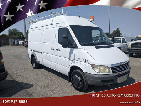 2006 Freightliner Sprinter Cargo for sale at Tri Cities Auto Remarketing in Kennewick WA