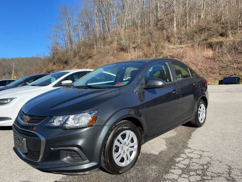 2017 Chevrolet Sonic for sale at Turner's Inc in Weston WV