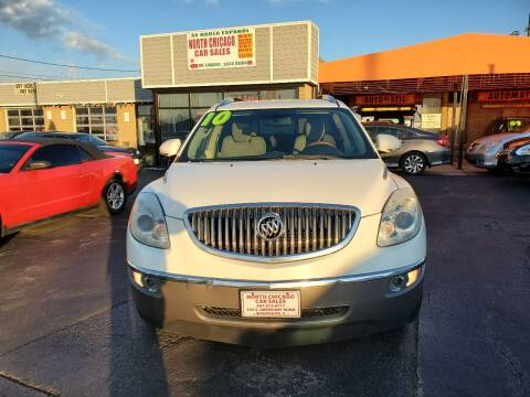 2011 Buick Enclave for sale at North Chicago Car Sales Inc in Waukegan IL