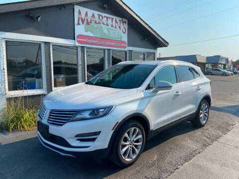 2018 Lincoln MKC for sale at Martins Auto Sales in Shelbyville KY